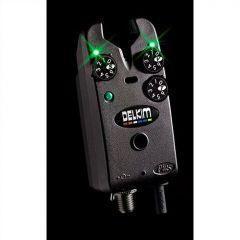 Avertizor electronic Delkim Tx-i Plus, culoare Verde