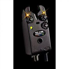 Avertizor electronic Delkim Tx-i Plus, culoare Galben