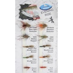 Set Muste Dragon Tackle Evening Rise