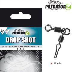 Varteje Predator Z Drop Shot Nr.6X7 - 10 buc./plic