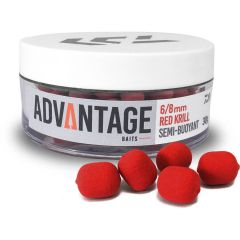 Dumbells Daiwa Advantage Hookbaits Red 6-8mm 30g