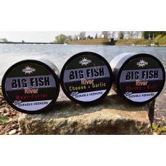 Pelete Dynamite Baits Big Fish River Durable Hook Pellets Cheese&Garlic 12mm