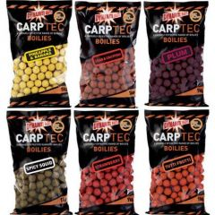 Boilies Dynamite Baits CarpTec Pineapple&Banana 20mm 2kg