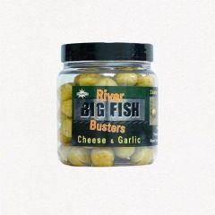 Boilies Dynamite Baits Big Fish River Busters - Cheese & Garlic