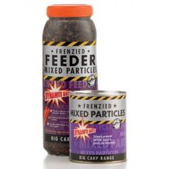 Dynamite Baits Frenzied Mixed Particles 600gr