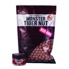 Boilies Dynamite Baits Monster Tiger Nut Red-Amo 10mm/1kg