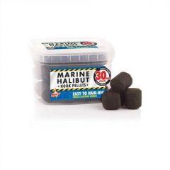 Pelete Dynamite Baits Marine Halibut Hook Pellets 30mm