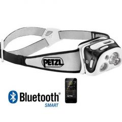 Lanterna cap Petzl Reactik+ 300LM Black