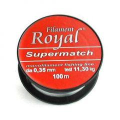 Fir monofilament Carbotex Royal Supermatch 0.40mm/14.3kg/100m
