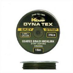 Fir textil K-Karp Dynatex Eazy Strip 35lbs, 16m - Camou Green