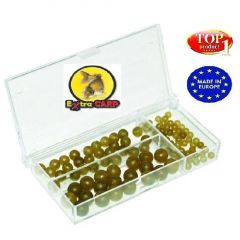 Set Rubber Beads Extra Carp