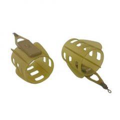 Momitor Extra Carp Matrix Feeder Rotund 35gr - 2buc/plic