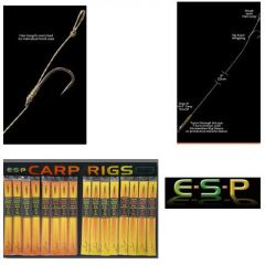 ESP Montura Carp Rigs G4 nr.6