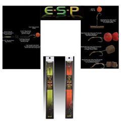 ESP Montura Strip Teaze Combi Rigs Long-Shanx  nr.8