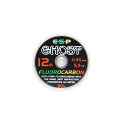 Fir fluorocarbon ESP Ghost 5.5kg/20m