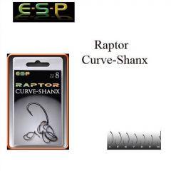 Carlige ESP Raptor Curve Shanx Nr.3