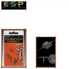 Varteje ESP Double Ring Swivels