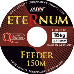 Fir monofilament Jaxon Eternum Feeder 0,27mm/14kg/150m