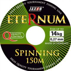 Fir monofilament Jaxon Eternum Spinning 0,20mm/7kg/150m