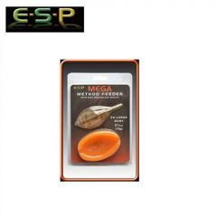 Momitor ESP Mega Method Feeder Large 56gr + Mould