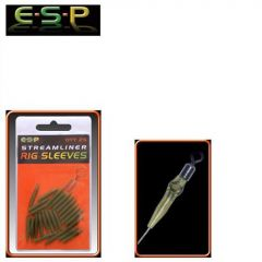 ESP Streamliner Rig Sleeves Weed Green
