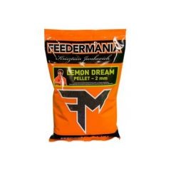 Pelete FeederMania Lemon Dream 4mm