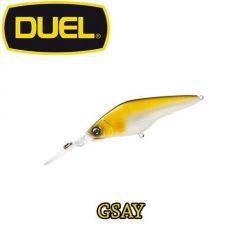 Vobler Duel Hardcore Shad SP 5cm/3.5g, culoare GSAY