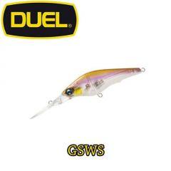 Vobler Duel Hardcore Shad SP 5cm/3.5g, culoare GSWS