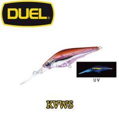 Vobler Duel Hardcore Shad SP 5cm/3.5g, culoare KVWS