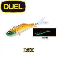 Vobler Duel Hardcore Fintail Vibe S 4cm, culoare LSIK
