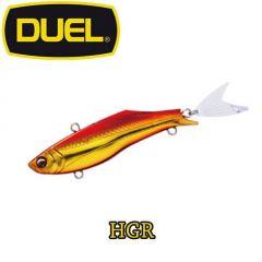 Vobler Duel Hardcore Fintail Vibe S 5.5cm/10.5g, culoare HGR