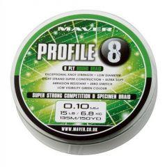 Fir textil Maver Profile 8 Braid 0.10mm/15lb/135m