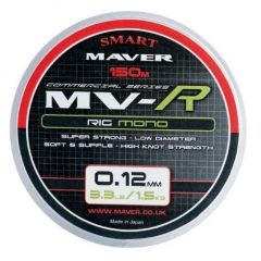 Fir monofilament Maver MV-R Rig Mono 0.20mm/4kg/150m