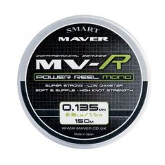 Fir monofilament Maver MV-R Power Reel Mono 0.23mm/5.5kg/150m