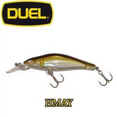 Vobler Duel 3D Quiet Wave 150F 6.5cm/5.5g, culoare HMAY