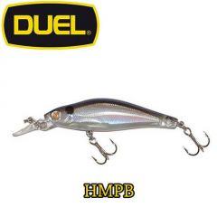 Vobler Duel 3D Quiet Wave 150F 6.5cm/5.5g, culoare HMPB