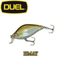 Vobler Duel 3D Quiet Wave Flat Crank 5.5cm/7g, culoare HMAY