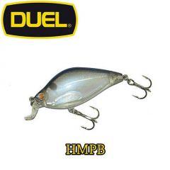 Vobler Duel 3D Quiet Wave Flat Crank 5.5cm/7g, culoare HMPB