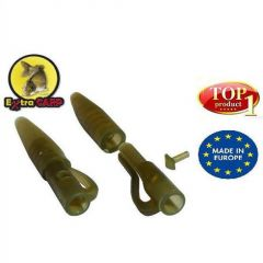 Extra Carp Lead Clip & Tail Rubber