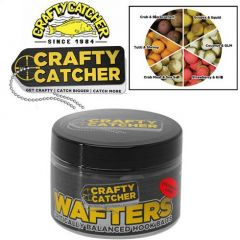 Boilies Wafters Crafty Catcher Fast Food Crab Meat Sea Salt 150 ml