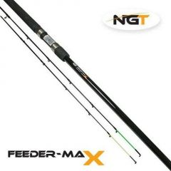Lanseta feeder NGT Feeder-Max 3.00m/60g 2+2sec