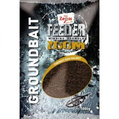 Carp Zoom Feeder Zoom Groundbaits - Tigernuts-Fish-Halibut 1kg