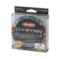 Fir monofilament Berkley Oyster Green 0.30mm/6.56kg/1000m