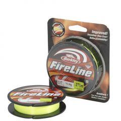 Fir textil Berkley Fireline Flame Green 0.12mm/6.8kg/110m