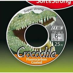 Fir Fluorocarbon Coated Jaxon Crocodile 0,22mm/9kg/150m