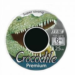 Fir monofilament Jaxon Crocodile Premium 0,12mm/3kg/150m