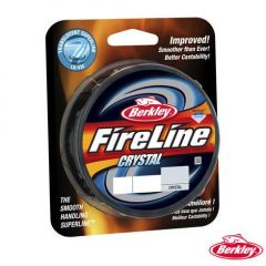 Fir textil Berkley Fireline Crystal New 0,10mm/5,9kg/110m