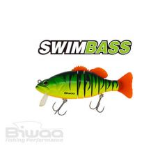 Swimbait Biwaa Swimbass 15cm, culoare Fire Tiger