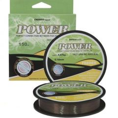 Fir monofilament EnergoTeam Power Feeder 0,25mm/7,67kg/150m
