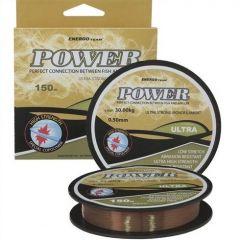 Fir monofilament EnergoTeam Ultra Power 0,40mm/19,06kg/150m